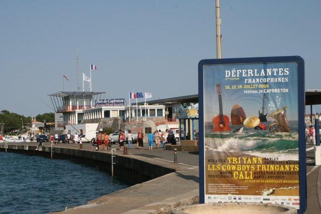 Port de Capbreton, 2008