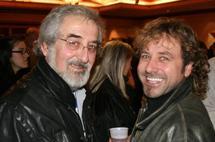 2007, FrancoFête de Moncton : retrouvailles avec Félix LeBlanc, du groupe Suroît