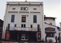 Cinéma Rio, un des importants repères des Déferlantes à Capbreton