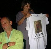 Dernières Déferlantes Francophones à Capbreton : Jean-Michel et Françoise Segall
