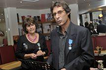 Mauricette et Fred Hidalgo