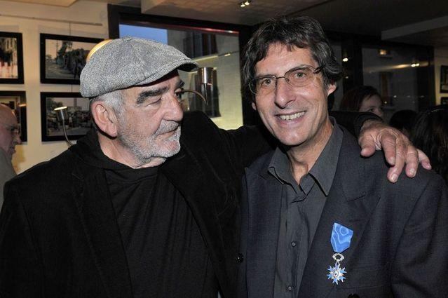 Fred Hidalgo et Jean-Louis Foulquier