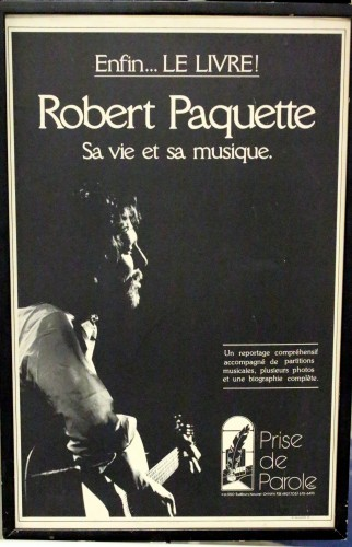 MADORE ROBERT PAQUETTE