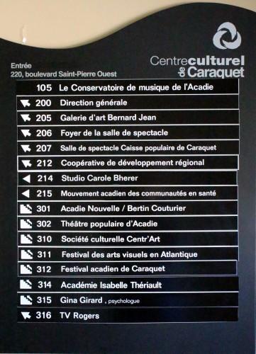 PF CARAQUET PANNEAU CENTRE CULTUREL