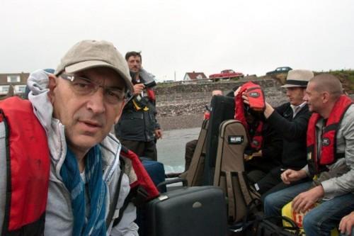 PF BOEZ sur le bateau Miquelon