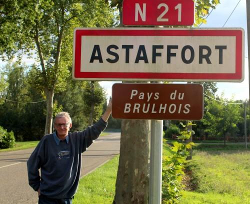 PF ASTAFFORT ALBERT PANNEAU