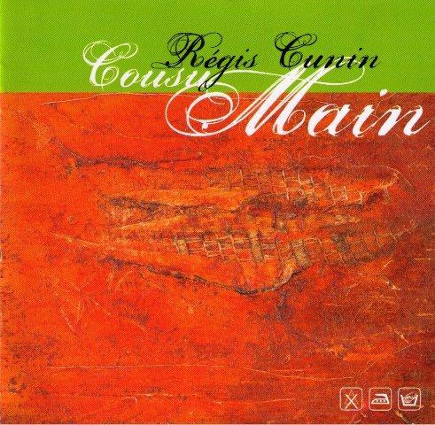 REGIS CUNIN Regis-Cunin-Cousu-Main