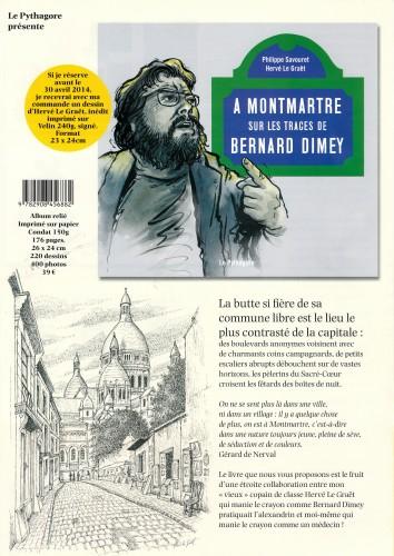 DIMEY 14 Livre Dimey doc. promo. 1