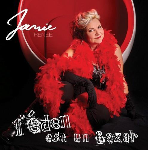 Janie- cover eden est un bazar