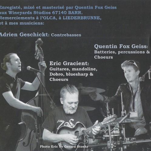 GEBER CD TRIO