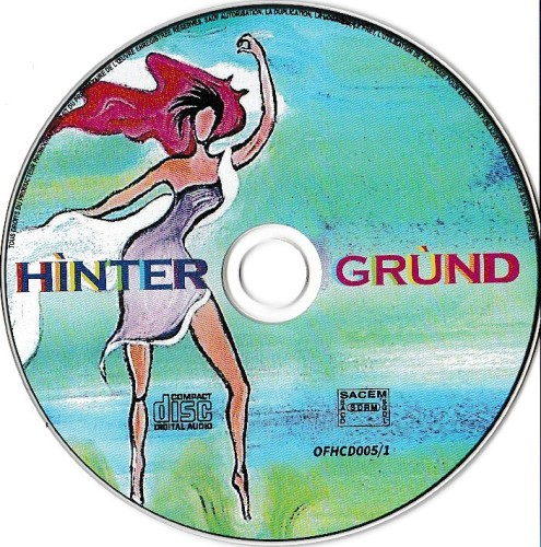 OVH Hintergrùnd rondelle CD