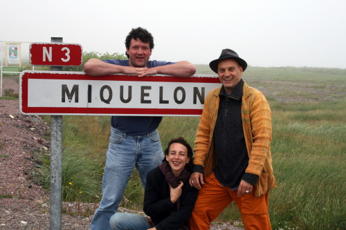 BOEZ AVEC LE DUO ALSAC ALCAZ SPM AW 2007 MIQUELON BOEZ ALCAZ 2