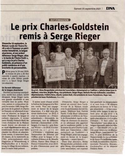 Prix GOLDSTEIN20210930_08164096